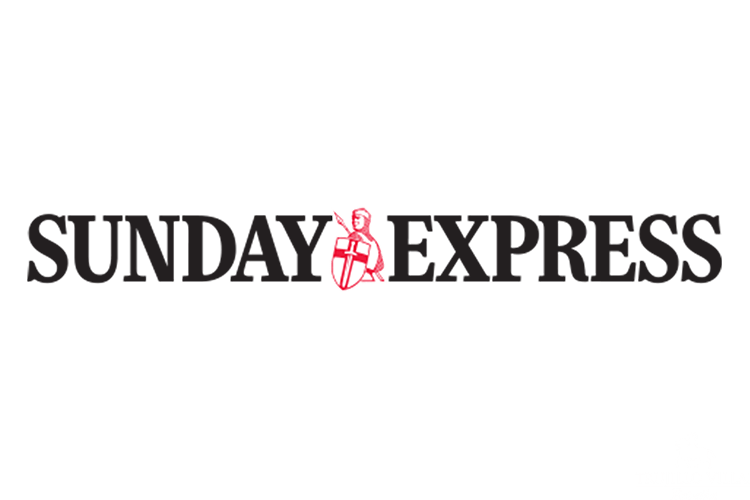 Sunday Express – 21st October 2012