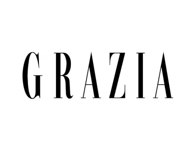 Grazia – 18th October 2012