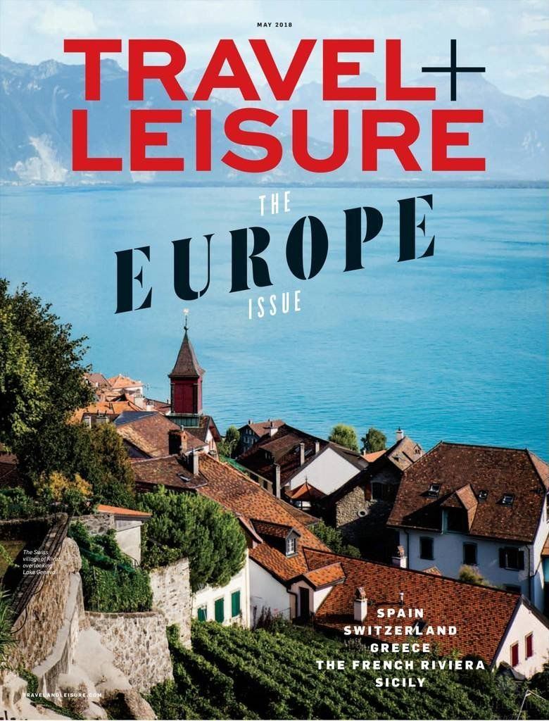 Travel and Leisure Magazine – 17th March 2014