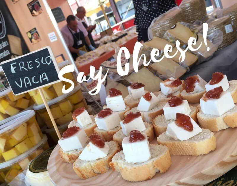 Say Cheese! – National Cheese Festival in Trujillo, Spain