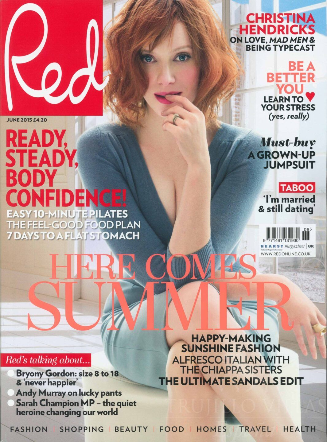 Red Magazine, The Garden Cottage