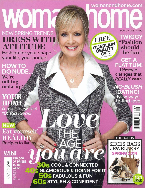 Woman & Home Magazine, Villa Martires and Garden Cottage