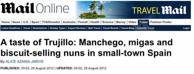 The Daily Mail, Trujillo Villas