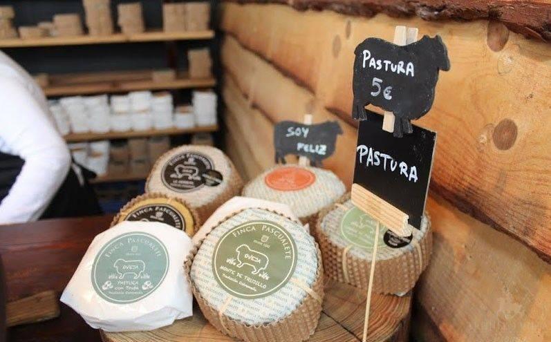 National Cheese Festival in Trujillo, Spain