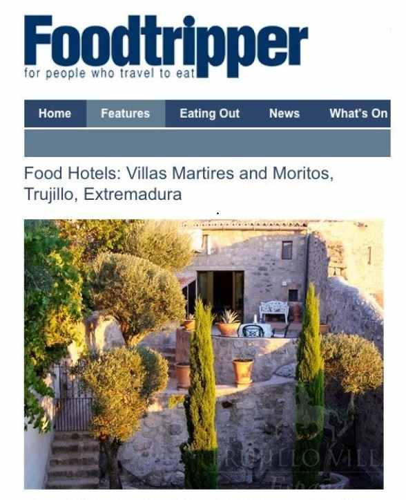 Foodtripper, Villa Martires and Villa Moritos