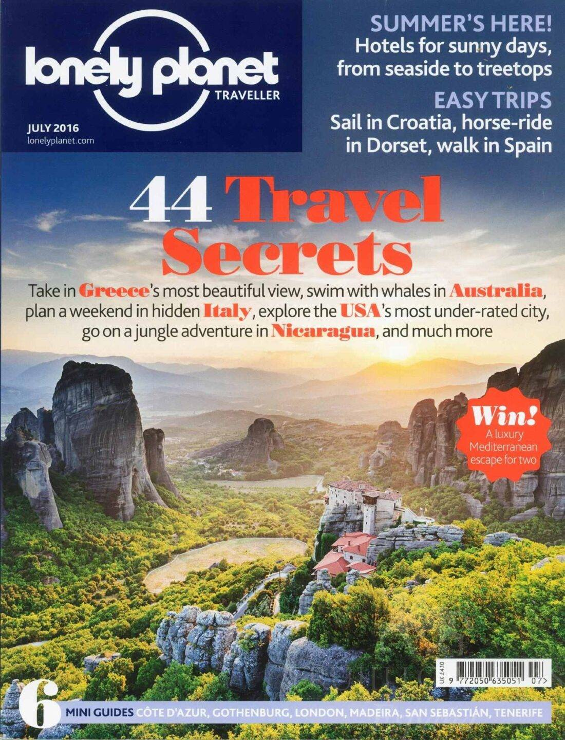 Lonely Planet, Trujillo Villas Espana