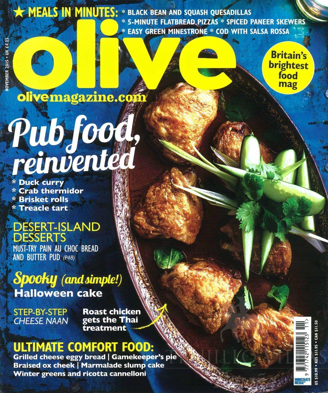 Olive Magazine, Villa Moritos