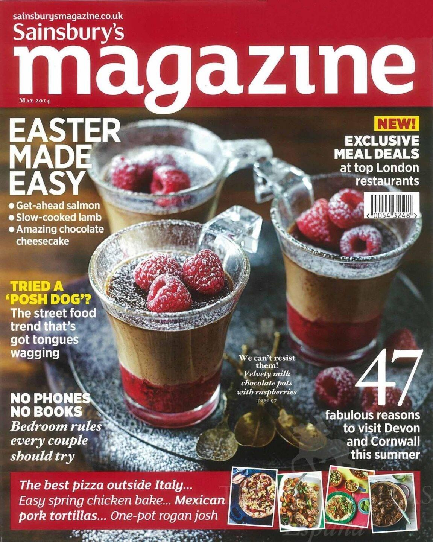 Sainsbury's Magazine, Artist's Studio