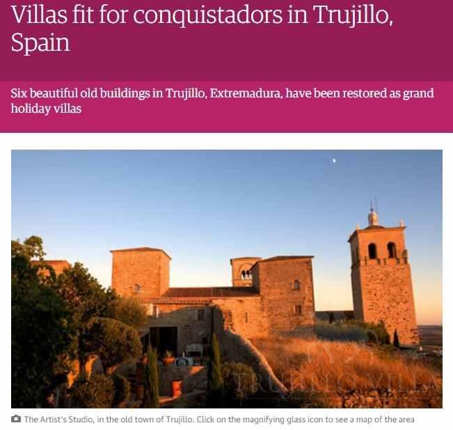 The Guardian, Trujillo Villas