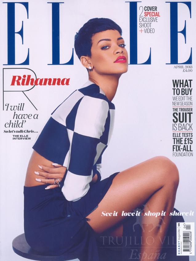 Elle Magazine, Trujillo Villas