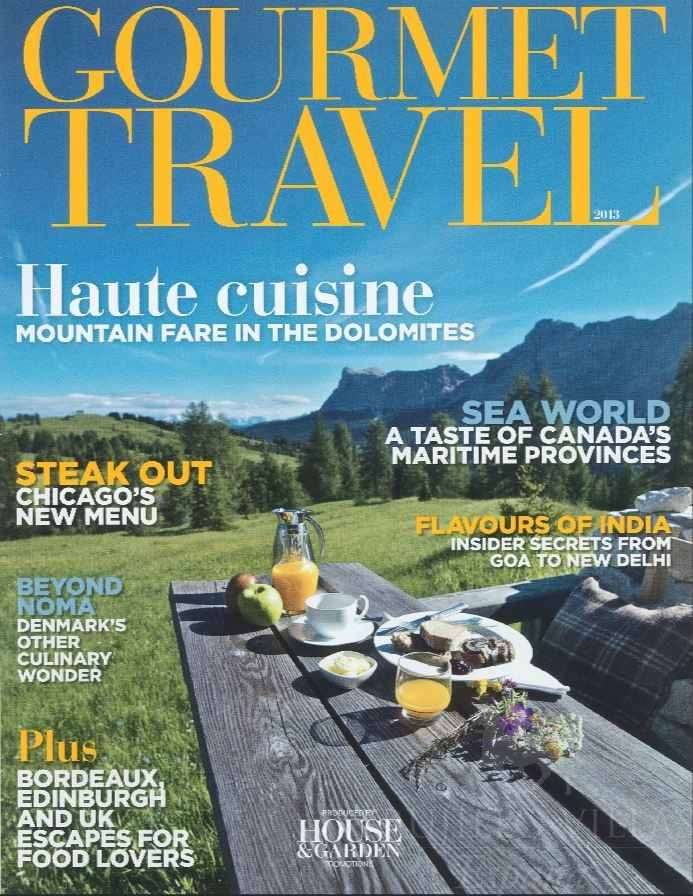 House & Garden Magazine, Trujillo Villas