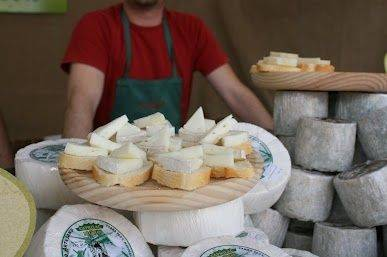 Calling All Foodies to Spain's National Cheese Festival!