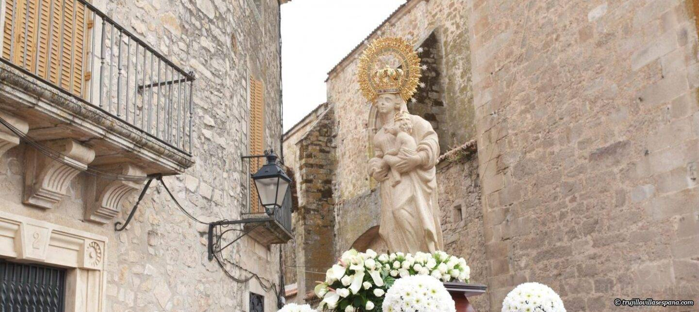 Easter in Trujillo, Spain