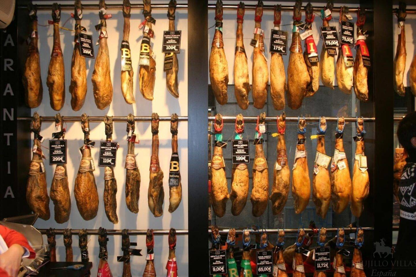 Jamón Iberico de Bellota: The delicacy of Trujillo