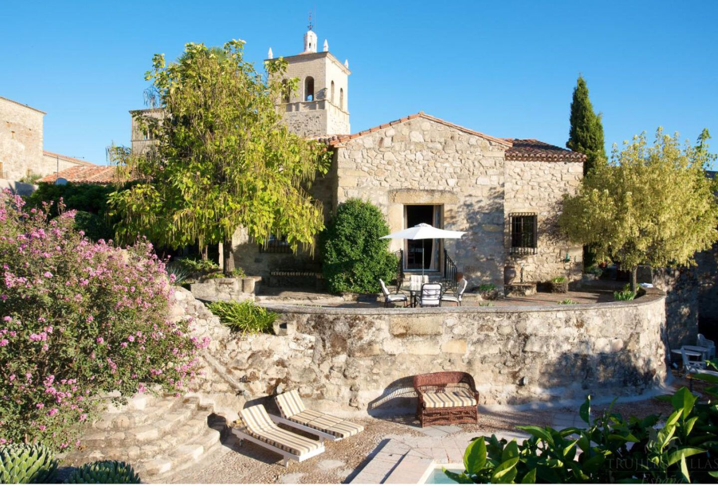 Ten of the best villas in Spain from The Times